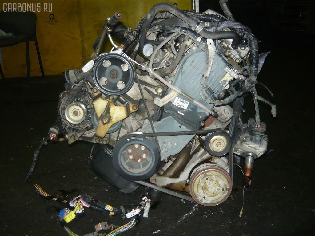 Двигатель MAZDA BONGO FRIENDEE SGEW FE-E. Фото 2