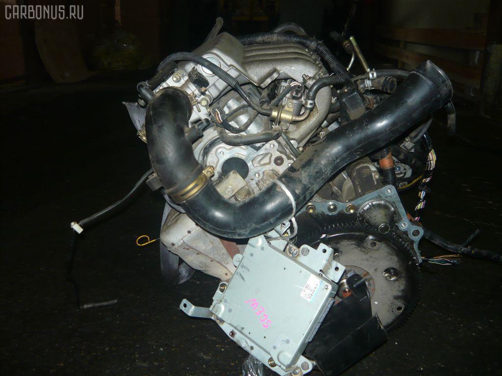 Двигатель MAZDA BONGO FRIENDEE SGEW FE-E. Фото 4