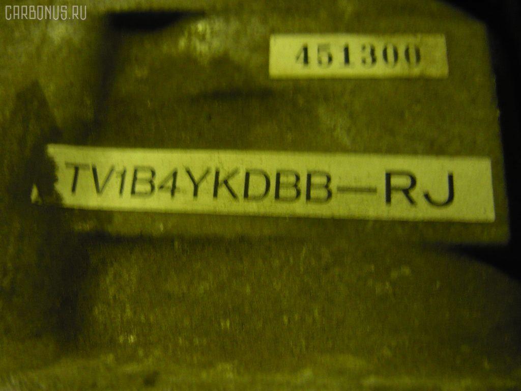 КПП автоматическая SUBARU LEGACY LANCASTER BH9 EJ254. Фото 3