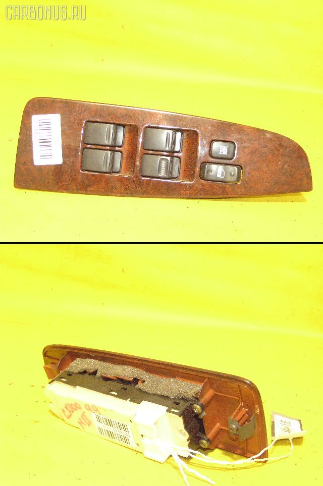 Блок упр-я стеклоподъемниками TOYOTA MARK II GX100. Фото 2