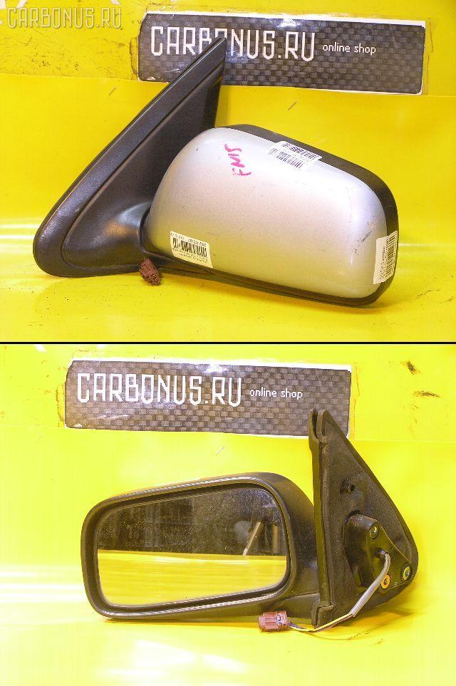 Зеркало двери боковой NISSAN PULSAR FN15. Фото 1