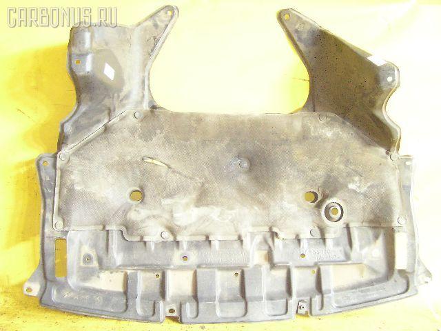 Защита двигателя TOYOTA CHASER SX100 4S-FE. Фото 8