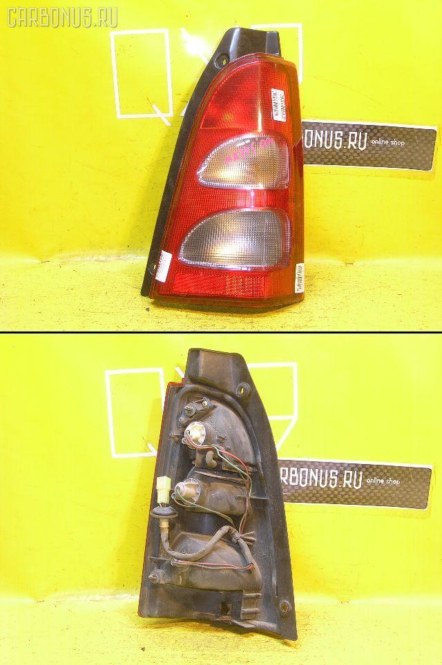 Стоп SUZUKI WAGON R SOLIO MA34S. Фото 1