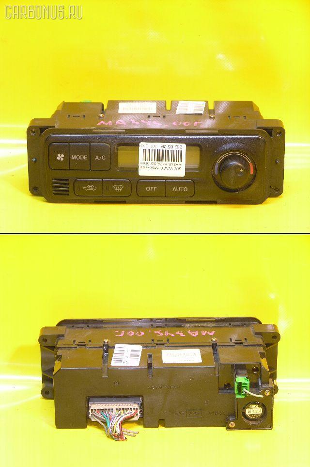 Блок управления климатконтроля SUZUKI WAGON R SOLIO MA34S M13A