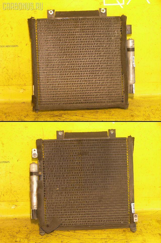 Радиатор кондиционера SUZUKI WAGON R SOLIO MA34S M13A. Фото 1
