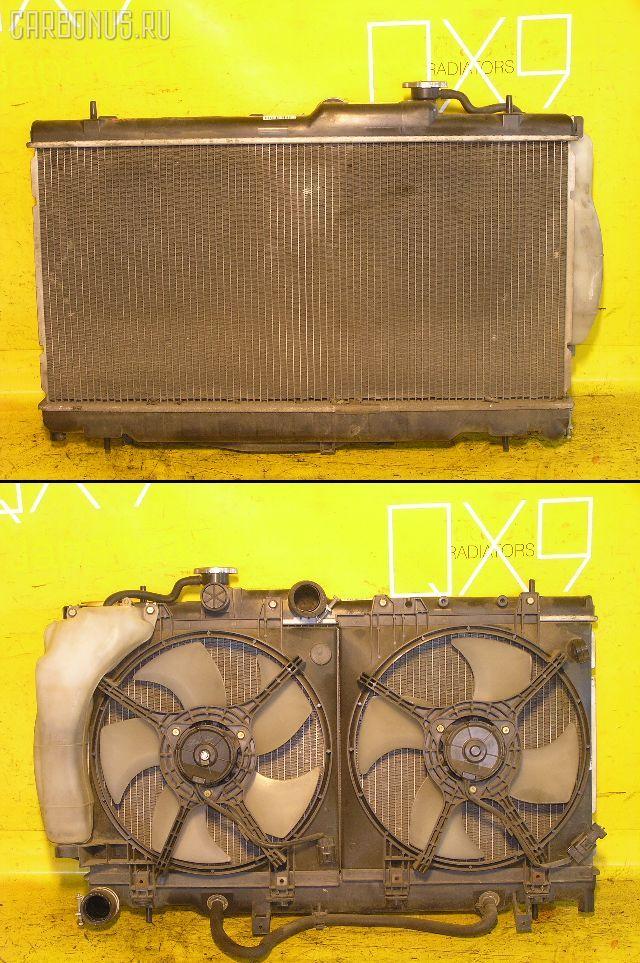 Радиатор ДВС SUBARU LEGACY LANCASTER BH9 EJ254. Фото 1