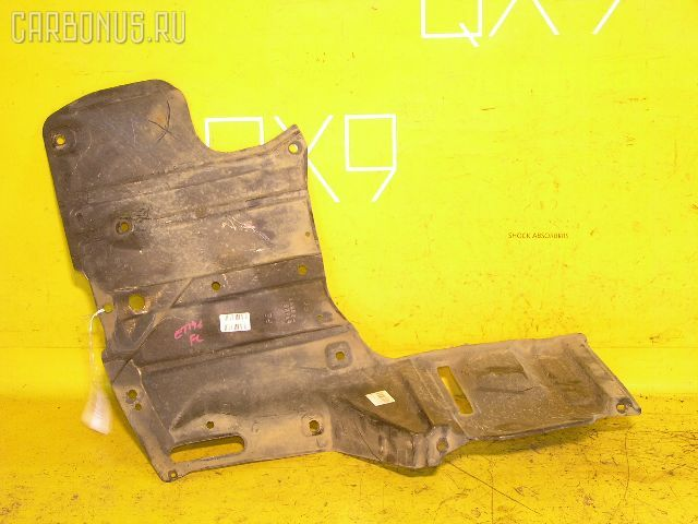 Защита двигателя TOYOTA CALDINA ST195G 3S-FE. Фото 2