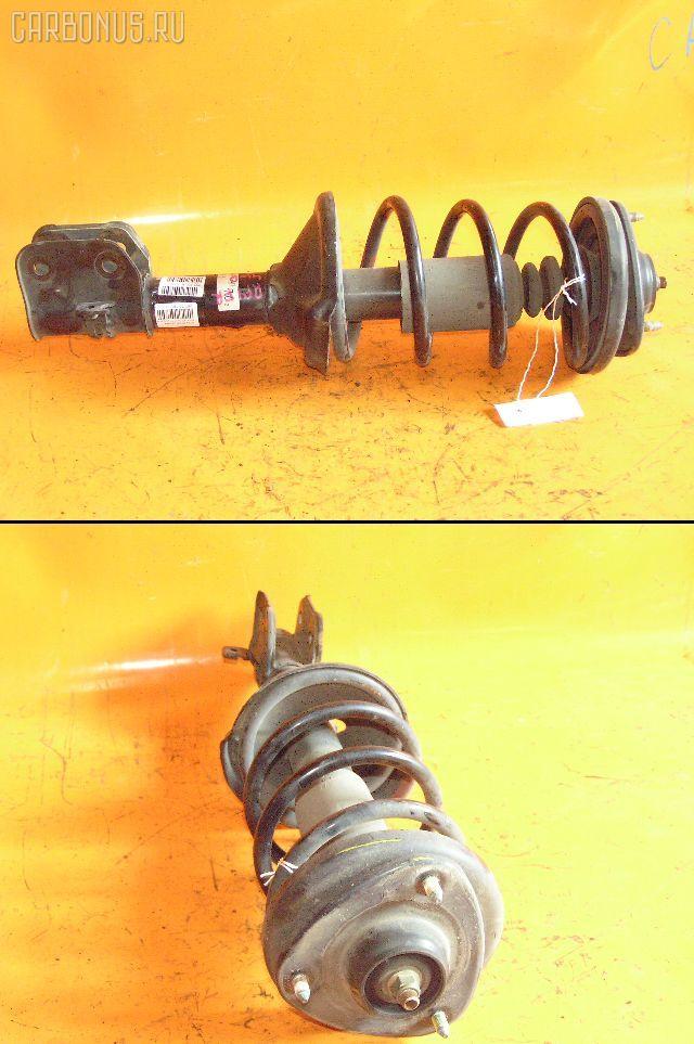 Стойка амортизатора HONDA STEP WGN RF4 K20A. Фото 2
