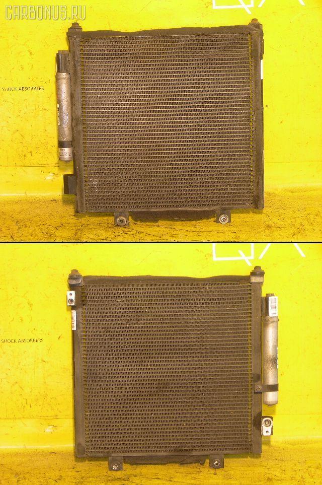 Радиатор кондиционера SUZUKI WAGON R PLUS MA63S K10A. Фото 2