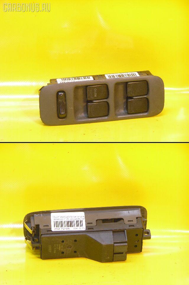 Блок упр-я стеклоподъемниками SUZUKI WAGON R PLUS MA63S. Фото 1
