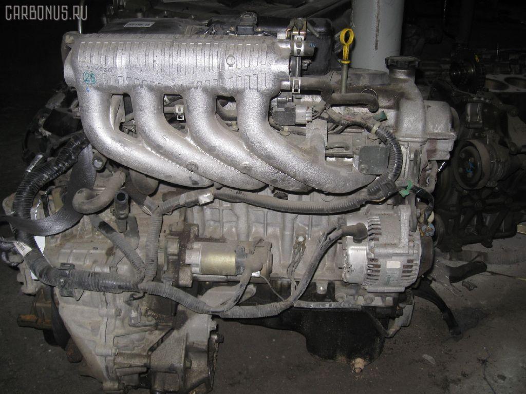 Двигатель SUZUKI WAGON R PLUS MA63S K10A. Фото 1
