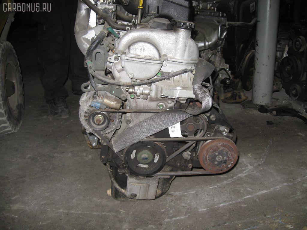 Двигатель SUZUKI WAGON R PLUS MA63S K10A. Фото 2