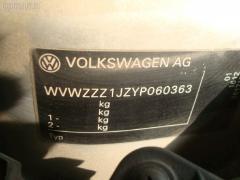 Бампер Volkswagen Golf iv 1JAPK Фото 4