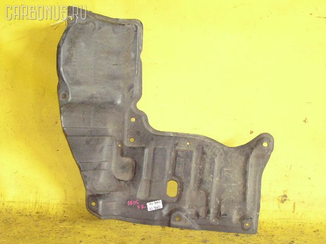 Защита двигателя TOYOTA COROLLA AE114 4A-FE. Фото 6