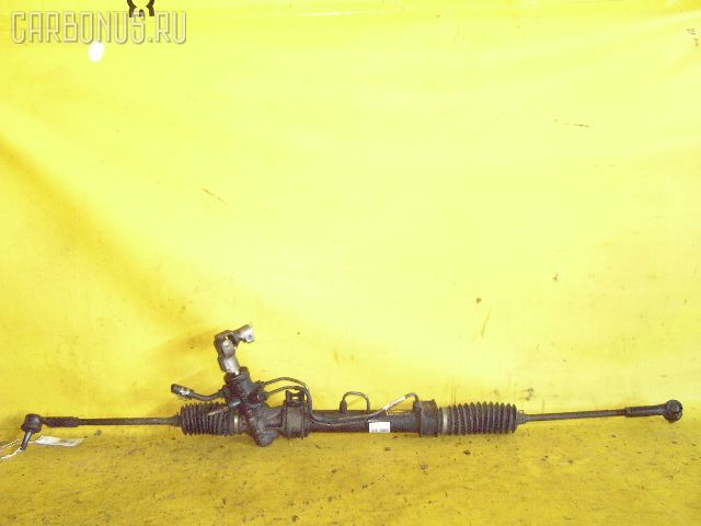 Рулевая рейка TOYOTA SPRINTER CARIB AE115G 7A-FE. Фото 2