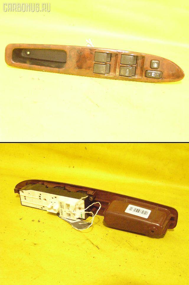 Блок упр-я стеклоподъемниками TOYOTA IPSUM SXM15G. Фото 1