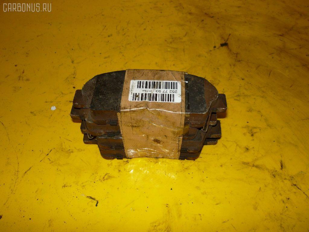 Тормозные колодки TOYOTA CAMRY SV40 4S-FE. Фото 1