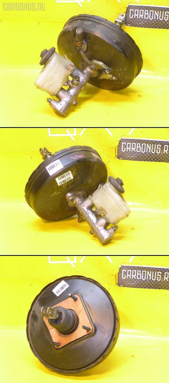 Главный тормозной цилиндр TOYOTA CAMRY SV40 4S-FE. Фото 2