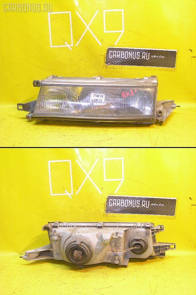 Фара TOYOTA MARK II GX81. Фото 4