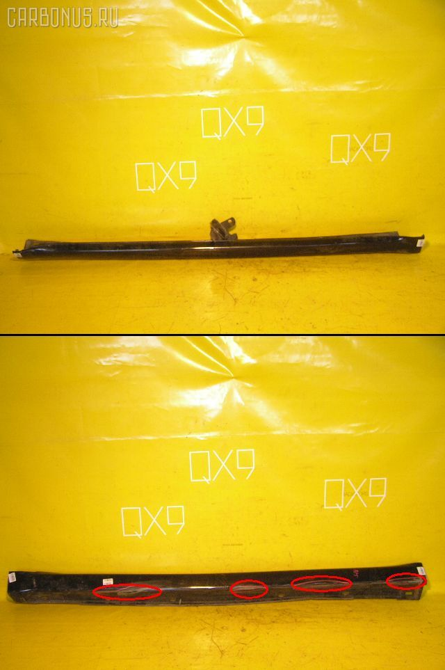 Порог кузова пластиковый ( обвес ) SUBARU LEGACY WAGON BP5 Фото 1