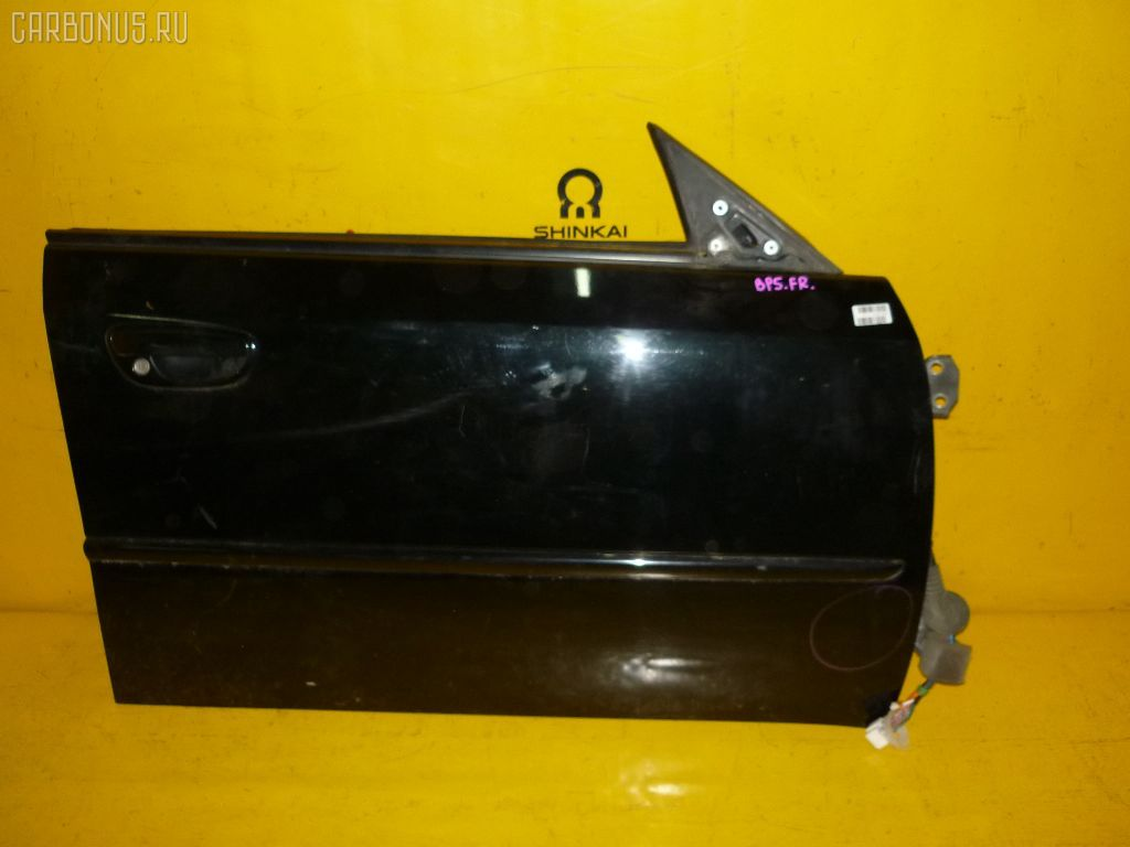 Дверь боковая SUBARU LEGACY WAGON BP5. Фото 4