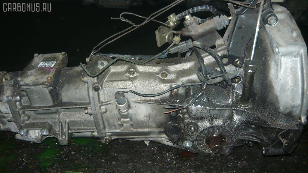 КПП механическая SUBARU LEGACY WAGON BG5 EJ20-TT. Фото 3
