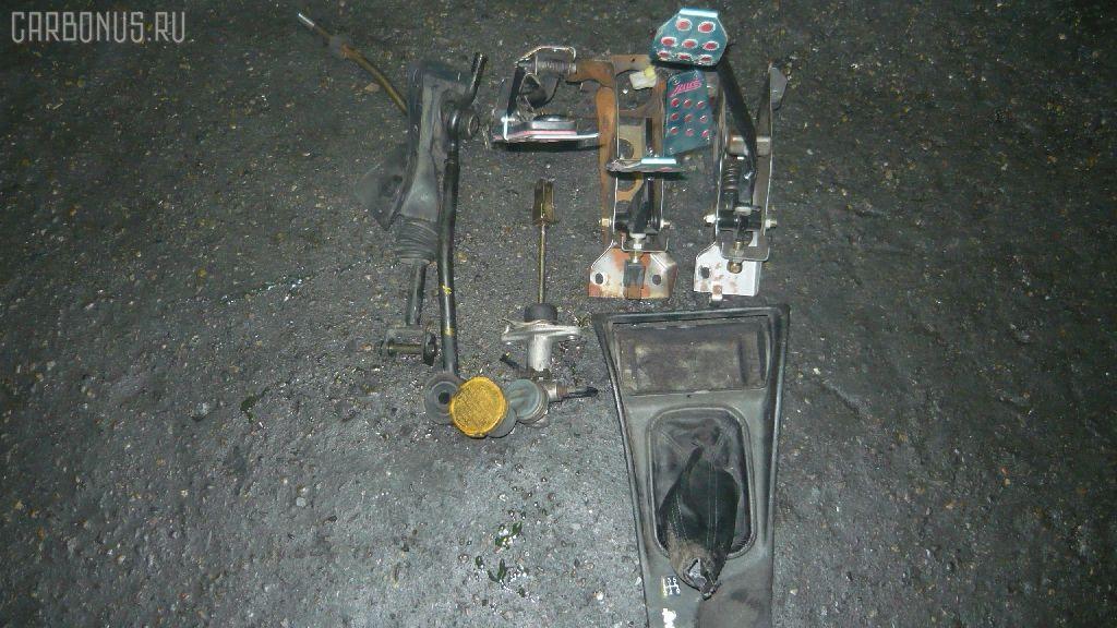 КПП механическая SUBARU LEGACY WAGON BG5 EJ20-TT. Фото 6