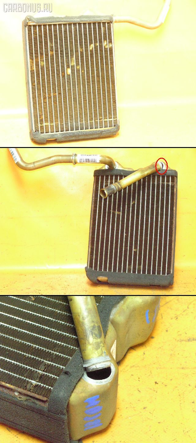 Радиатор печки TOYOTA LAND CRUISER HDJ81V 1HD-T Фото 1