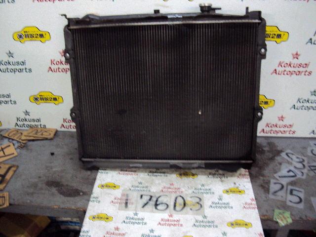 Радиатор ДВС MAZDA MPV LVLR WLT. Фото 8