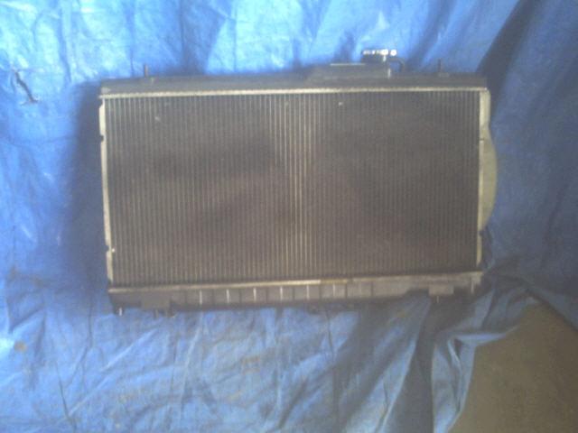 Радиатор ДВС SUBARU LEGACY LANCASTER BH9 EJ254. Фото 4
