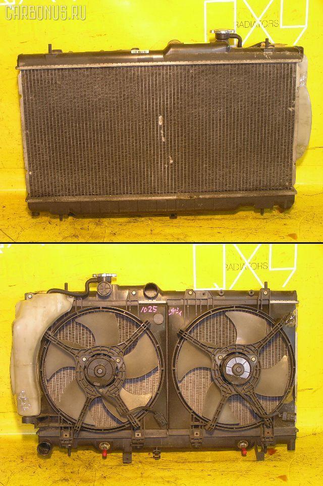 Радиатор ДВС SUBARU LEGACY LANCASTER BH9 EJ254. Фото 2