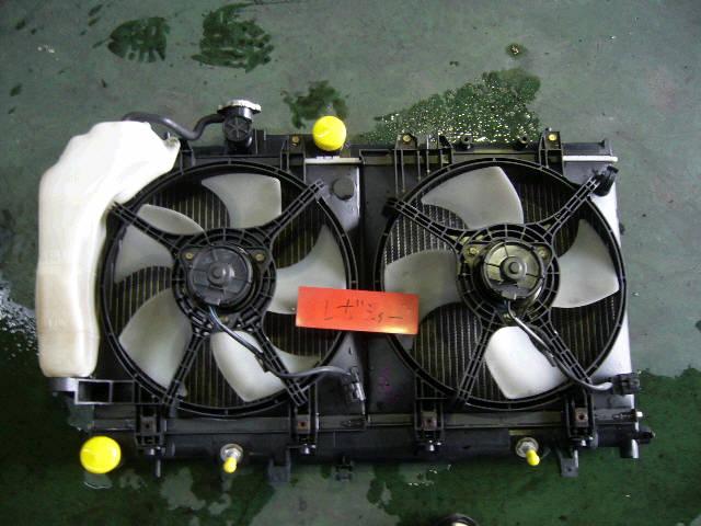 Радиатор ДВС SUBARU LEGACY LANCASTER BH9 EJ254. Фото 6