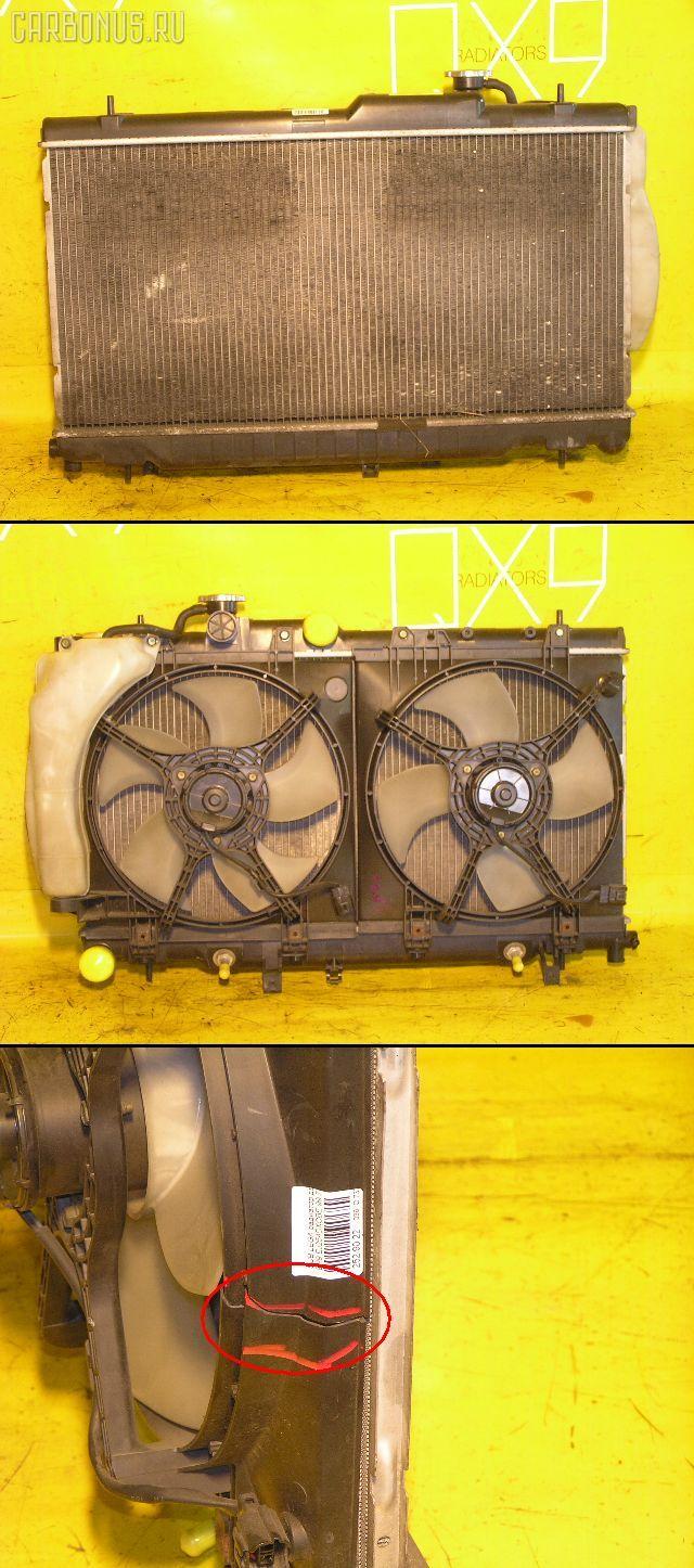 Радиатор ДВС SUBARU LEGACY LANCASTER BH9 EJ254. Фото 5
