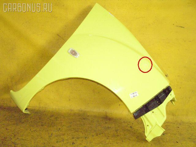 Крыло переднее TOYOTA WILL CYPHA NCP70 Фото 1