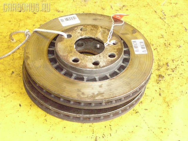Тормозной диск OPEL ASTRA F W0L000056 C20NE Фото 1