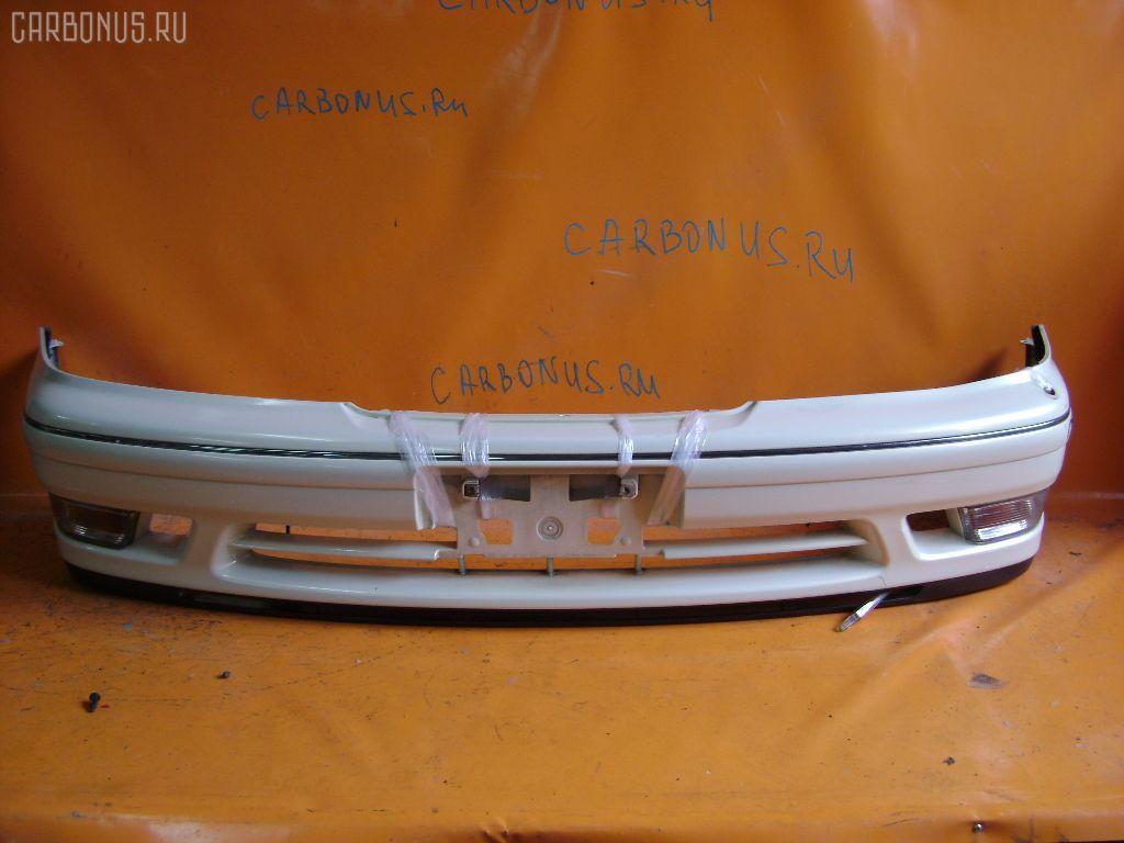 Бампер TOYOTA MARK II JZX100. Фото 5