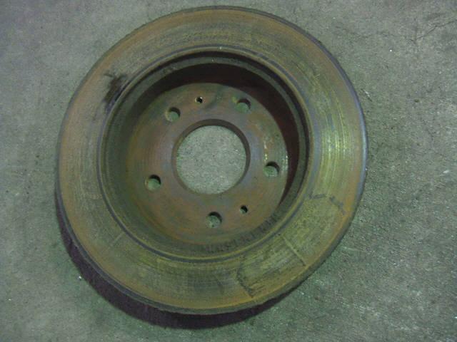 Тормозной диск TOYOTA CAMI J102E Фото 3