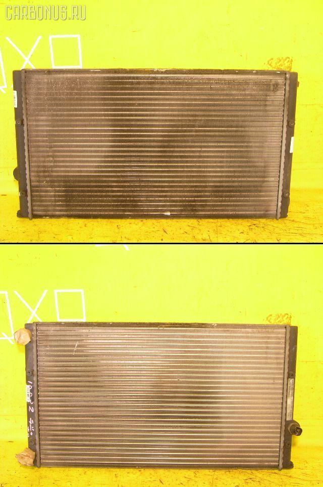 Радиатор ДВС Volkswagen Vento 1HADZ ADZ Фото 1