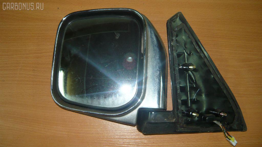 Зеркало двери боковой MITSUBISHI PAJERO V45W. Фото 2