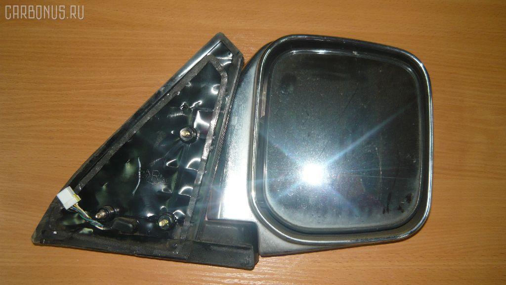 Зеркало двери боковой MITSUBISHI PAJERO V45W. Фото 3