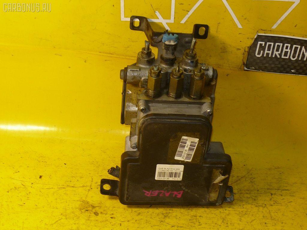 Блок ABS CHEVROLET BLAZER CT34G 4G. Фото 1