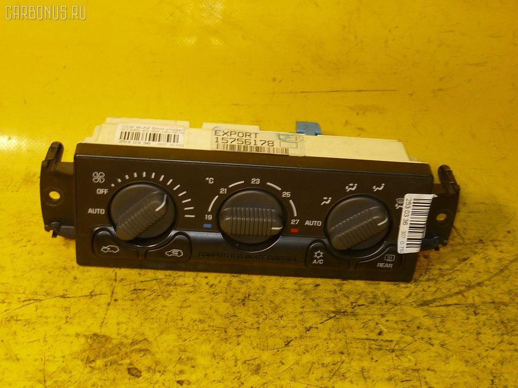 Блок управления климатконтроля CHEVROLET BLAZER CT34G 4G. Фото 1