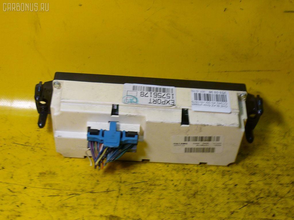 Блок управления климатконтроля CHEVROLET BLAZER CT34G 4G Фото 2