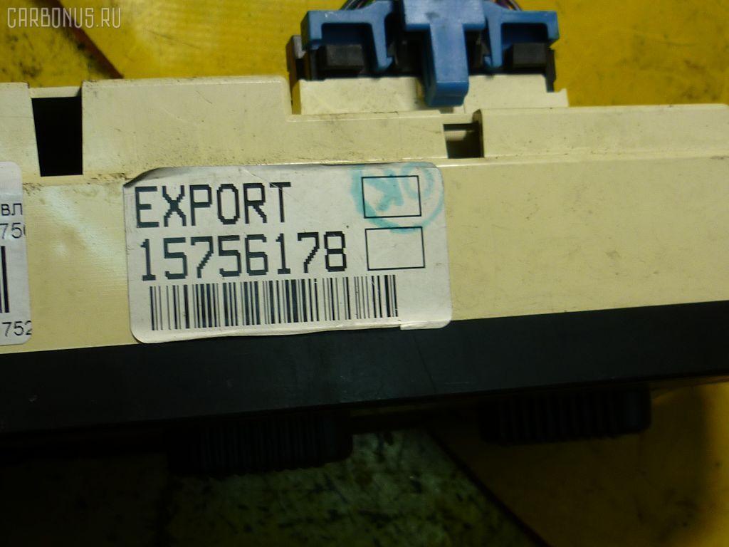 Блок управления климатконтроля Chevrolet Blazer CT34G L35 Фото 1