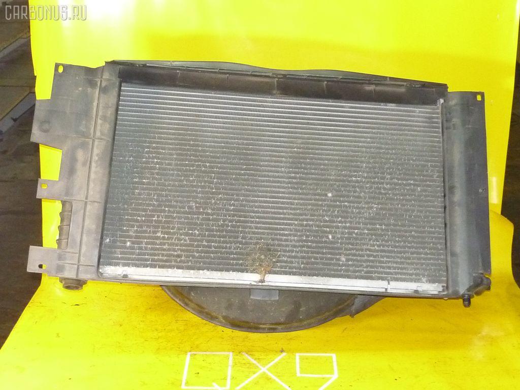 Радиатор ДВС Chevrolet Blazer CT34G L35 Фото 1