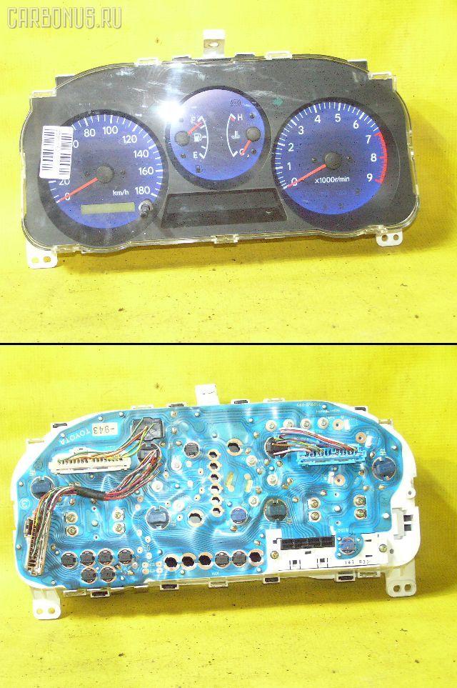 Спидометр TOYOTA CALDINA ST215W 3S-GTE. Фото 2
