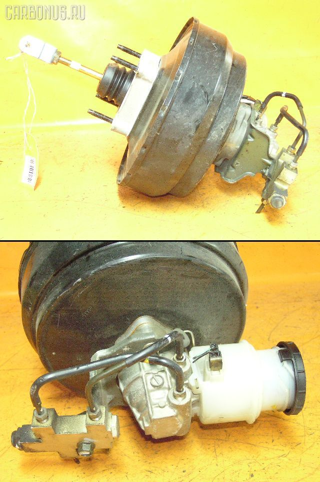 Главный тормозной цилиндр ISUZU WIZARD UES25FW 6VD1. Фото 2