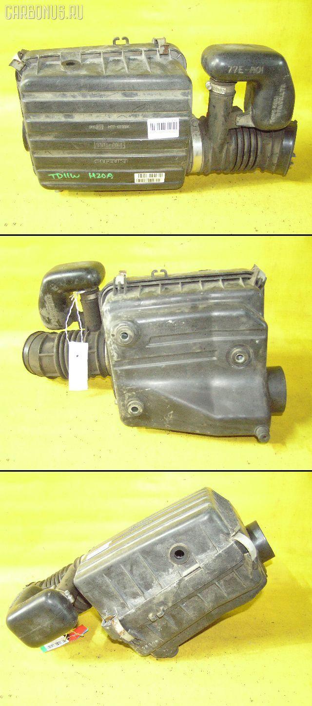 Корпус воздушного фильтра SUZUKI ESCUDO TD11W H20A Фото 1