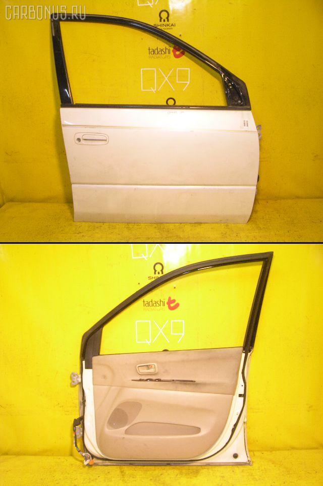 Дверь боковая TOYOTA IPSUM SXM15G. Фото 1