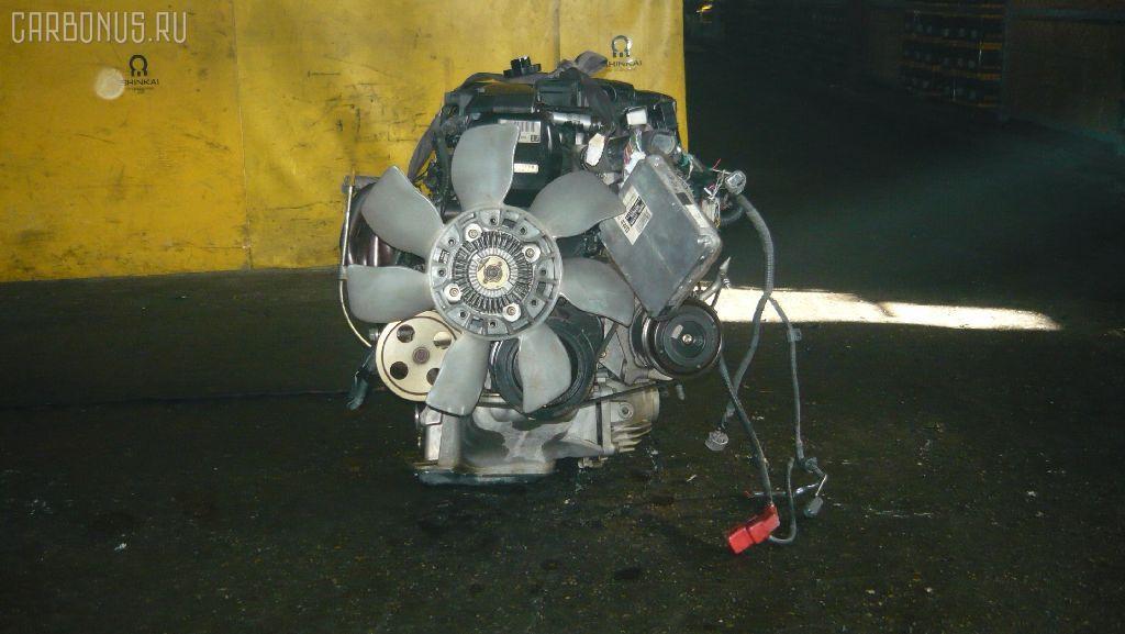 Двигатель TOYOTA CHASER GX105 1G-FE. Фото 1
